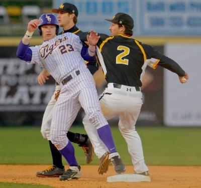 LSU baseball postgame: Tigers defeat Ole Miss 4-3 in 13 innings _lowres