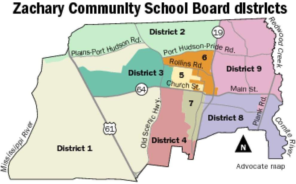 5 spots up for grabs on School Board _lowres