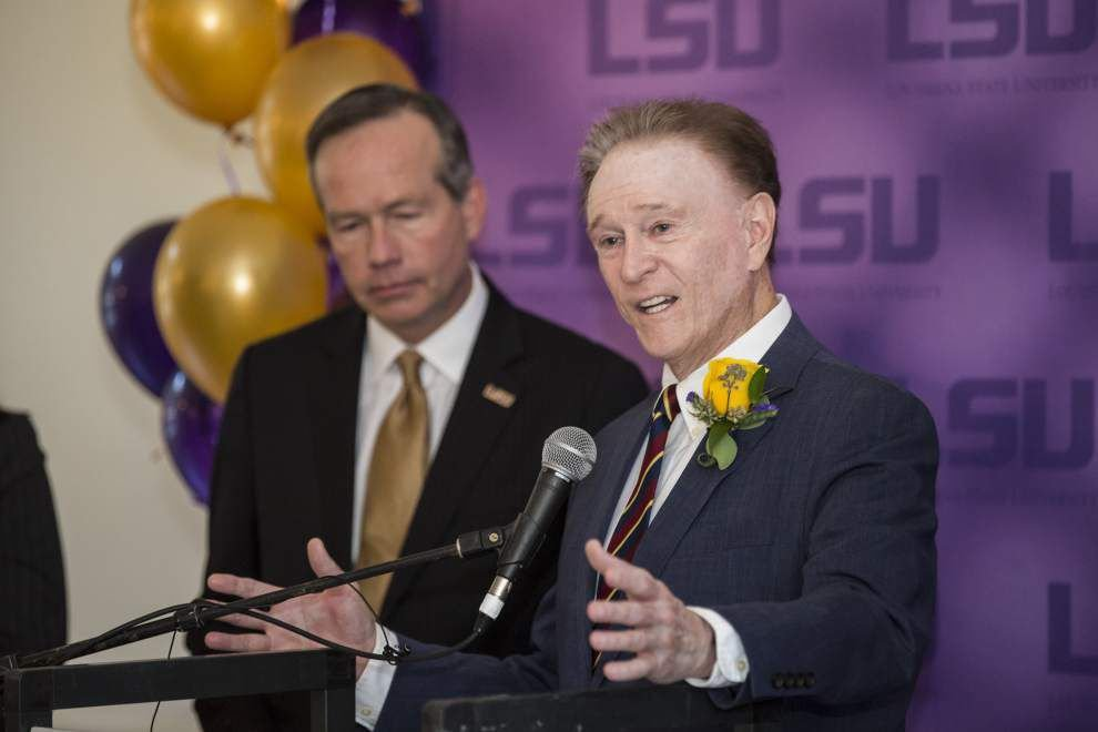 Ogden gives $12M to LSU Honors College _lowres