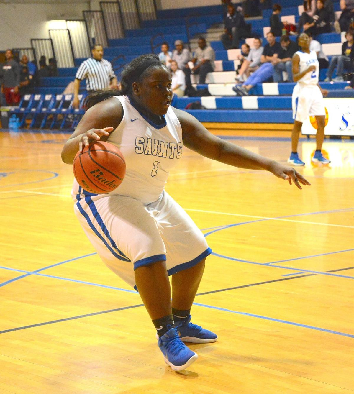 West Feliciana Girls Basketball vs Dunham013.JPG