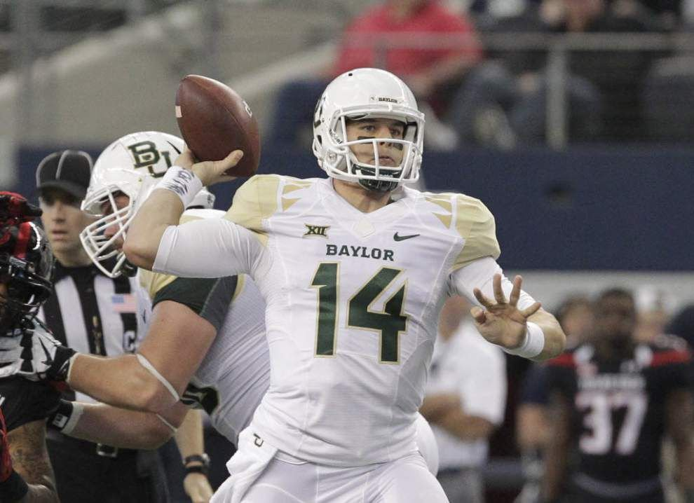 Saints could look to draft a quarterback, but it would be foolish to get locked into one _lowres