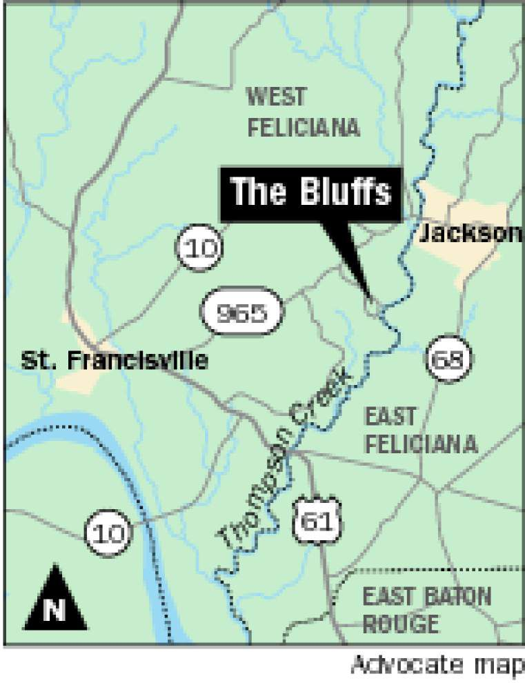 Investors agree to buy St. Francisville's Bluffs Golf Resort, envision 'community that everyone will love to live in' _lowres