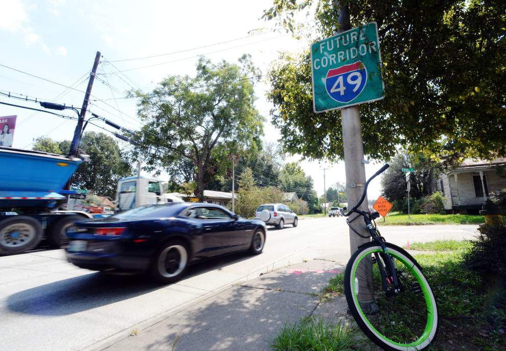 I-49 Connector planners in Lafayette try 'thinking beyond the pavement' _lowres