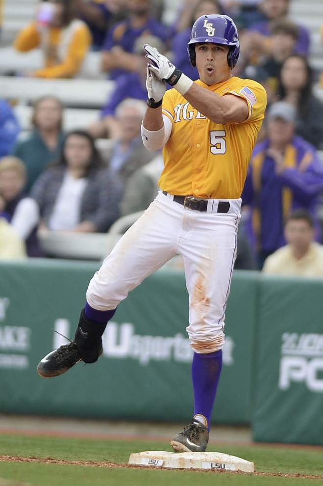 LSU's Chris Sciambra has come 'full circle' since breaking his neck three years ago _lowres