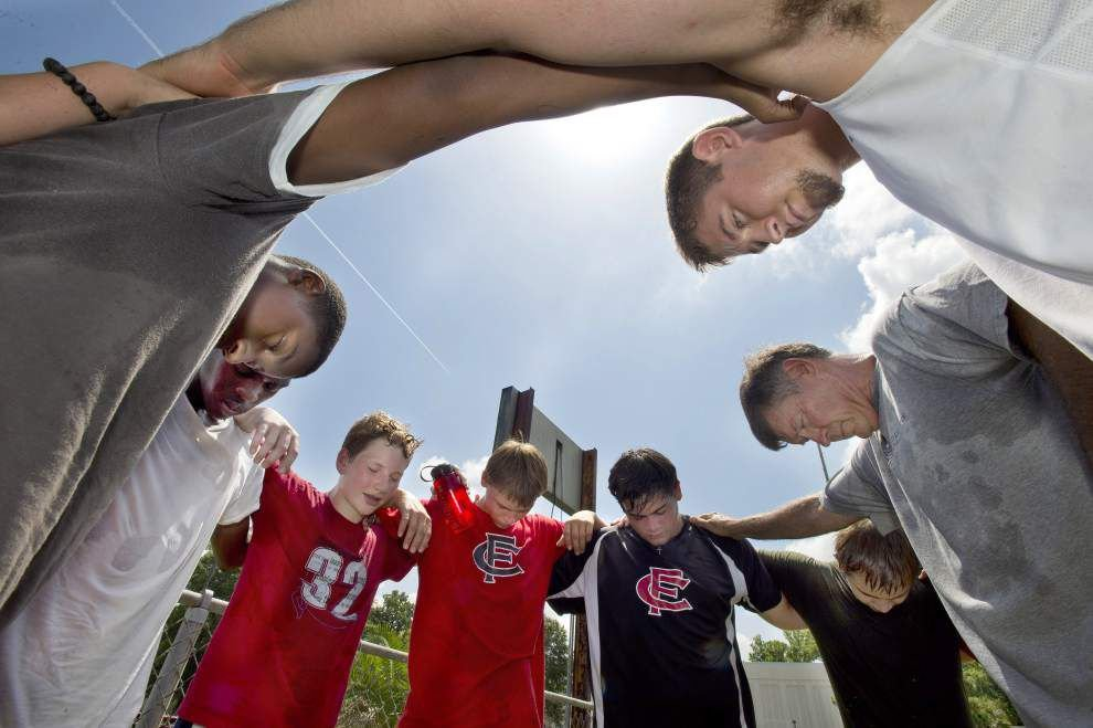 Family Christian gearing up to play eight-man football _lowres