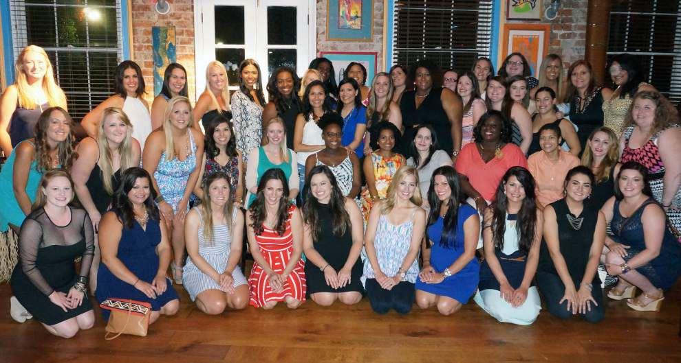 Cabrini High School alumnae gather for reunions _lowres