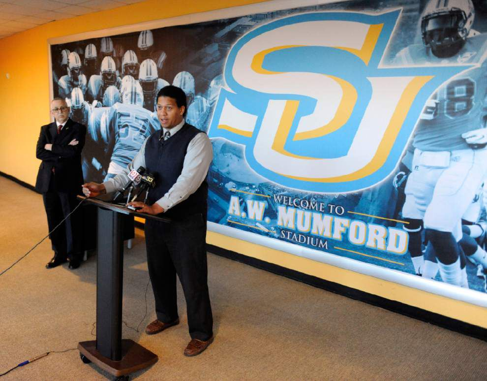 After Bayou Classic, Southern awaits another NCAA visit, hopes for relief _lowres