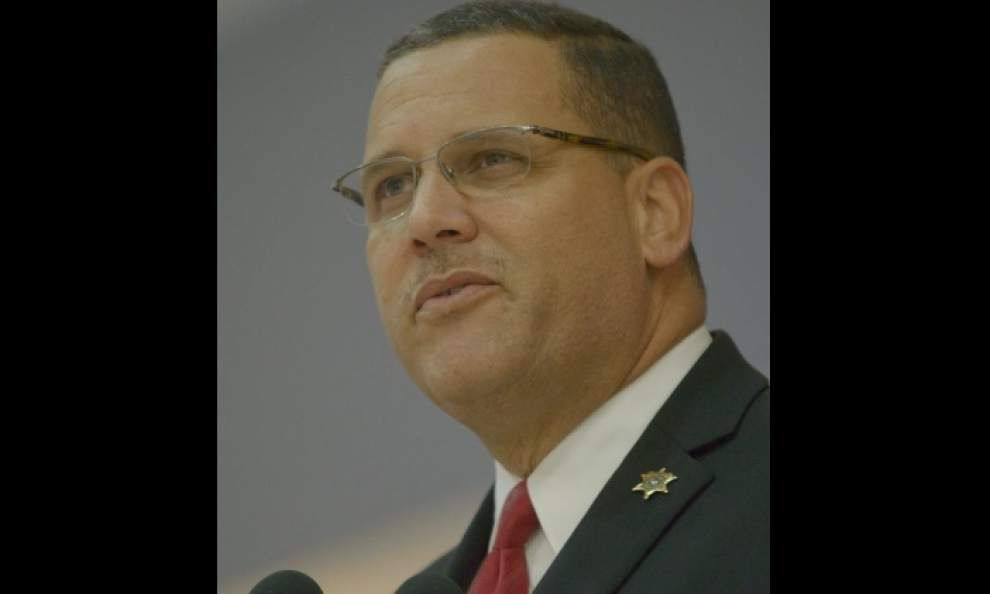 St. John Parish Sheriff Mike Tregre Discusses Fatal LaPlace Armed Robbery _lowres