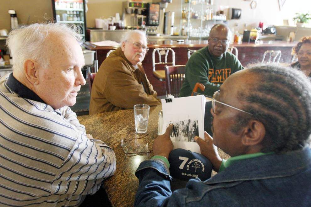 Famed civil rights protesters to have arrest records erased _lowres