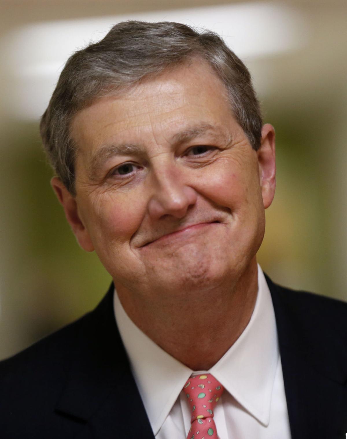 John Neely Kennedy Louisiana sheriffs back John Kennedy in US Senate bid Elections