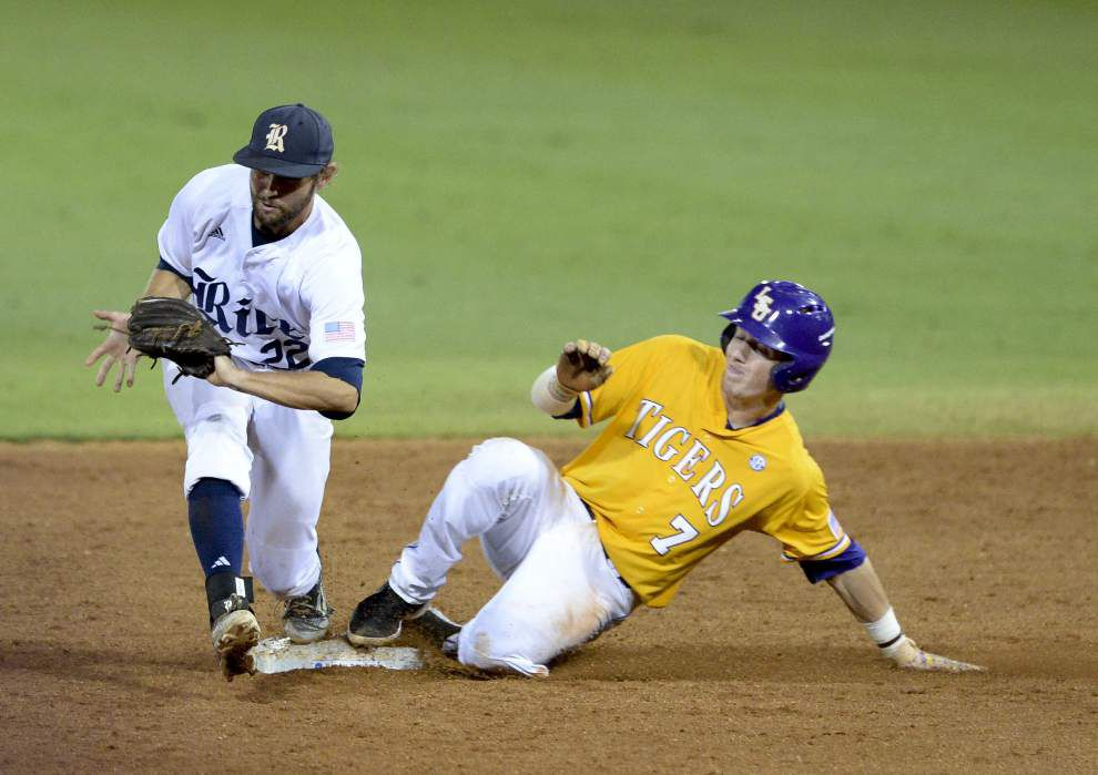 Scott Rabalais: LSU baseball pushed to uncomfortable position for 'Game 7' vs. Rice when 'anything can happen' _lowres