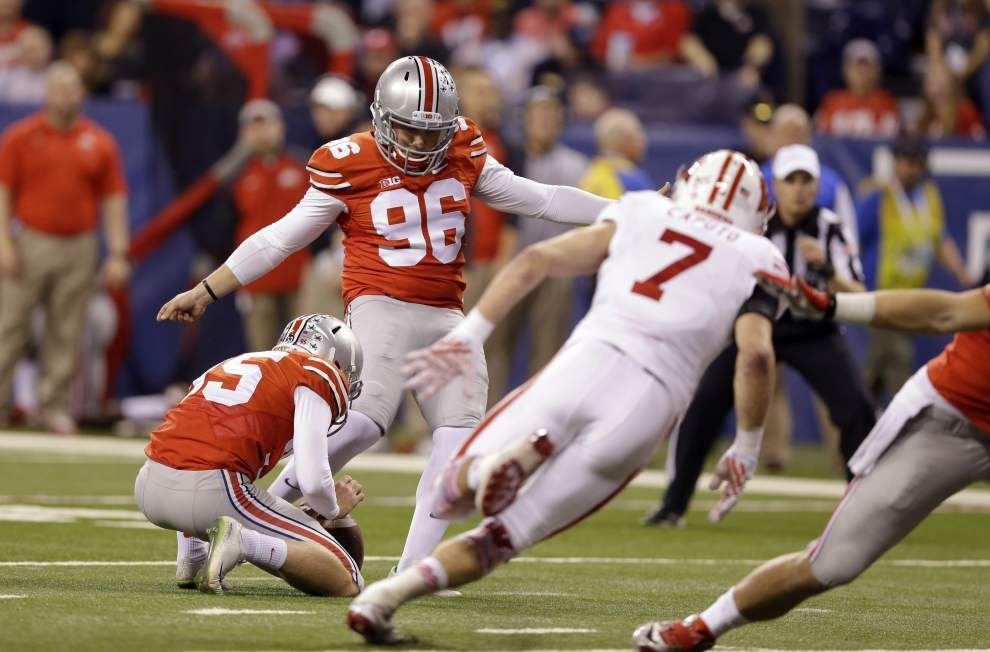 Sugar Bowl analysis: Who has the edge in special teams, Alabama or Ohio State? _lowres