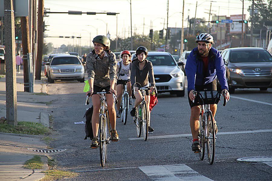 """""""NOLA to Angola"""" bicyclists help Orleans and Jefferson Parish families visit jailed relatives_lowres"""