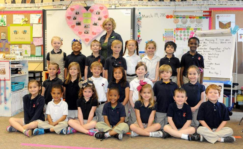 March Classroom of the Month: Northwestern Elementary School kindergarten _lowres