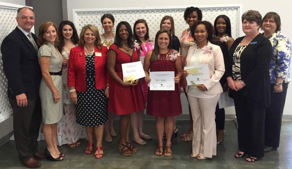 Tangipahoa Professional Women awards $12,000 _lowres