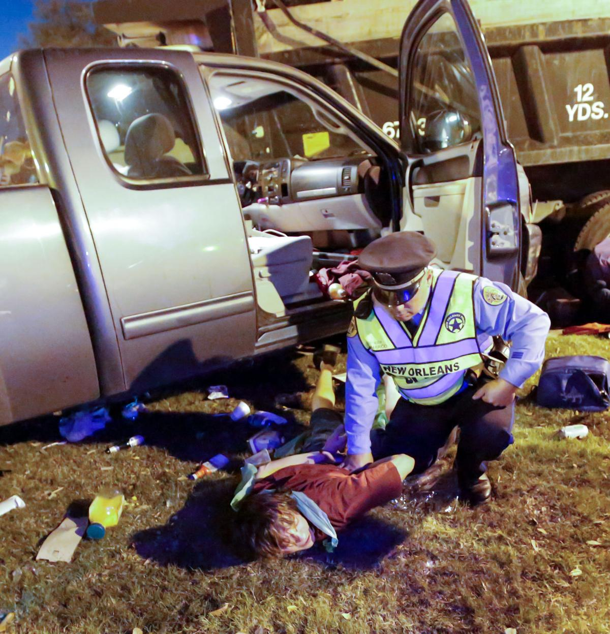 'Horrific' Endymion Crash: 28 Hurt; Injuries Not Life