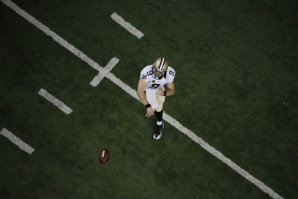 Special report: Inside look at how Saints' '3-level' passing concept powers NFL's most prolific attack _lowres