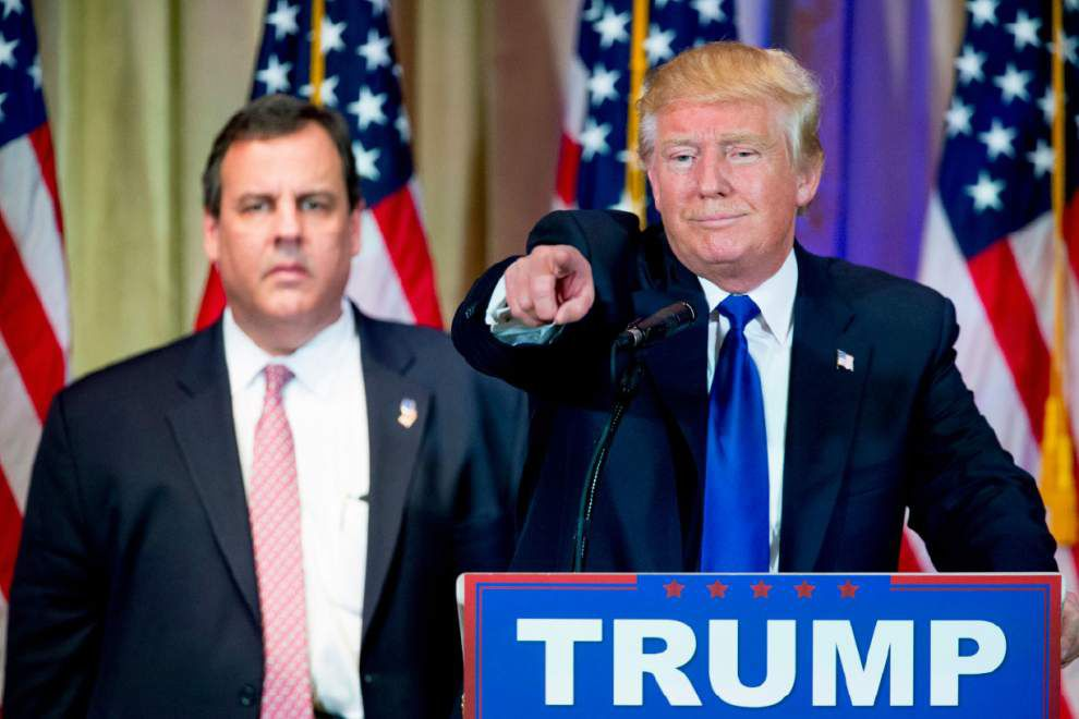 Grace notes: Is New Jersey Gov. Chris Christie the new Bobby Jindal? _lowres