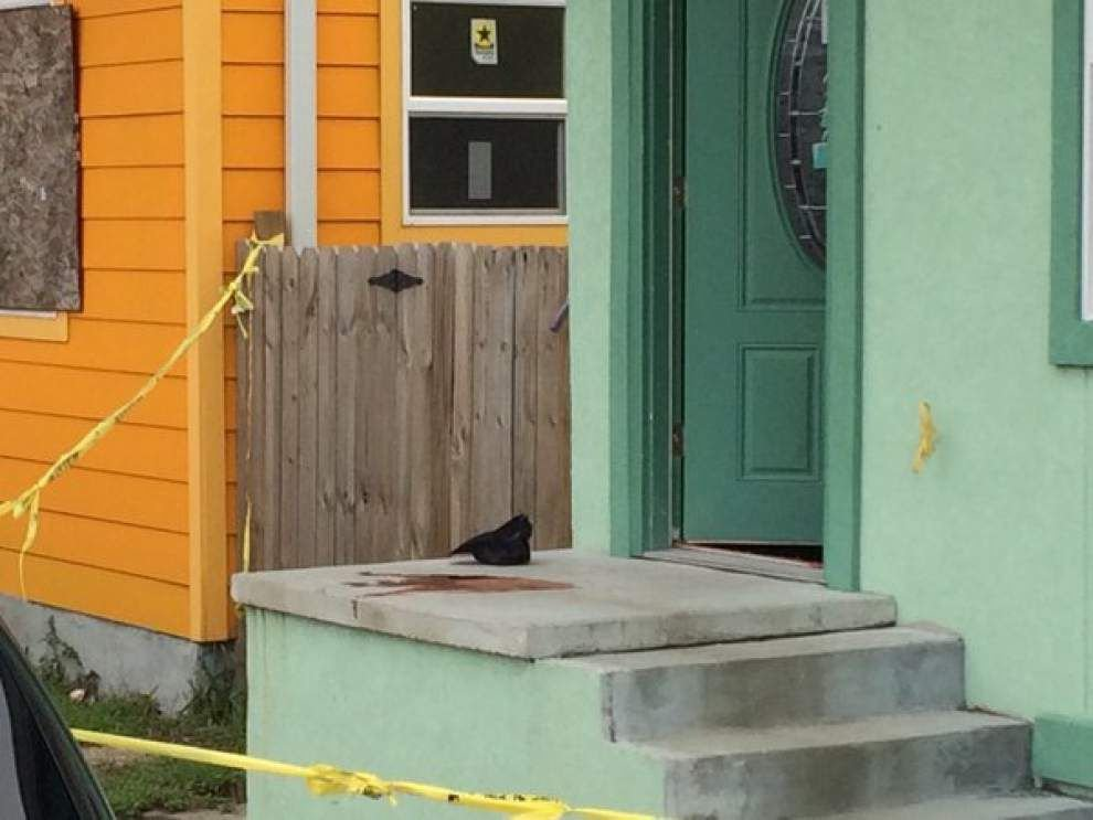 Man shot in the chest in Seventh Ward on St. Anthony Street _lowres