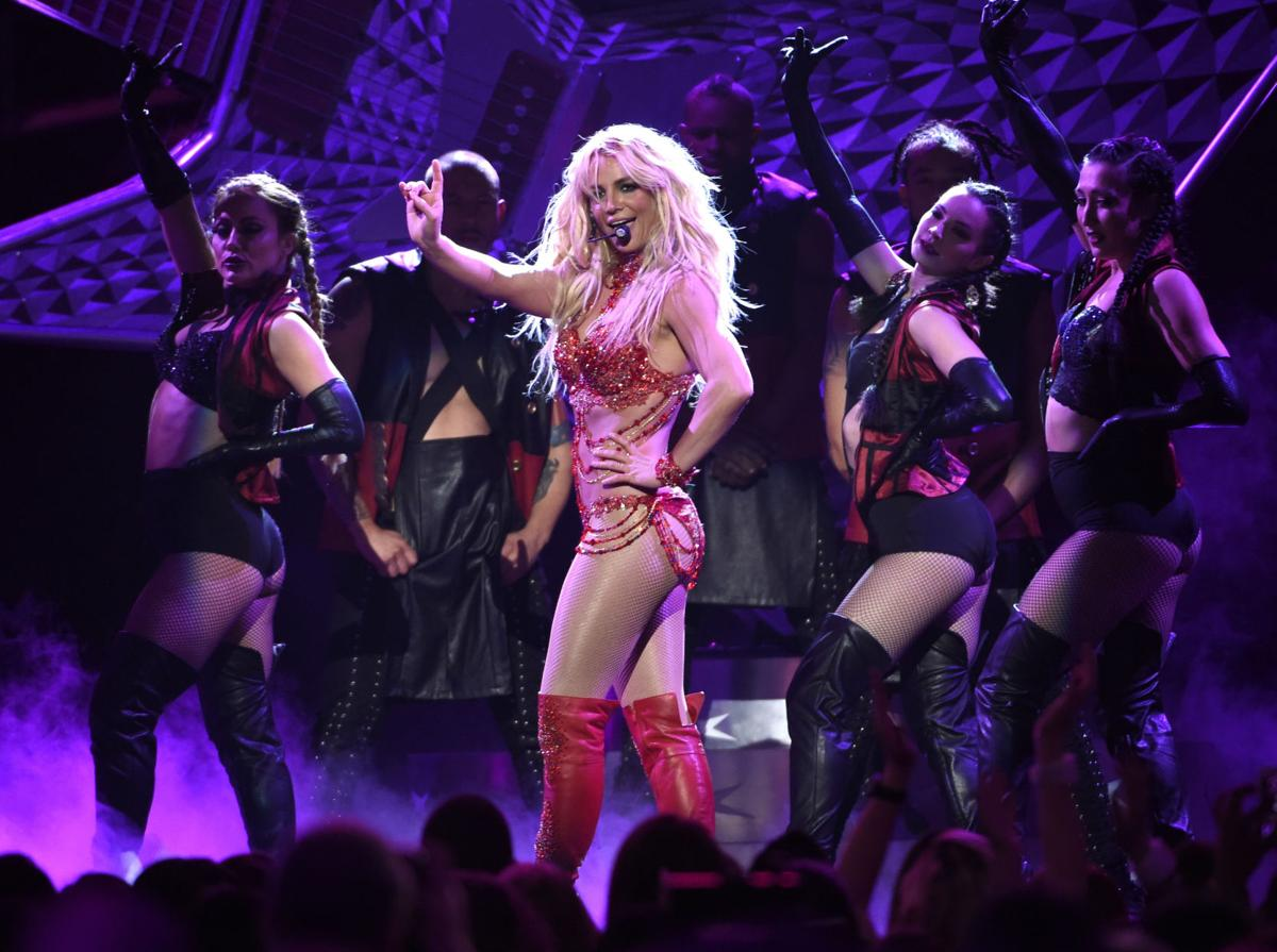 Image result for britney spears vegas