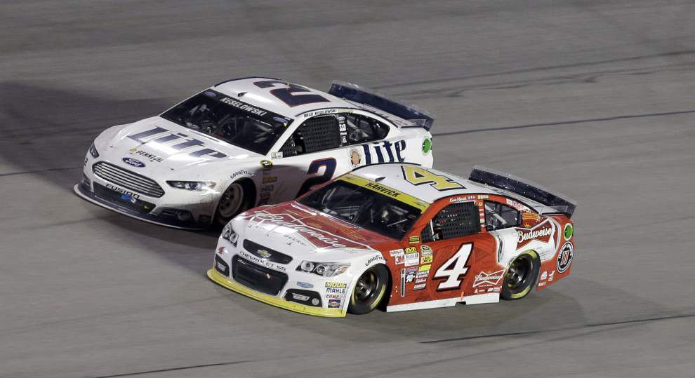 Kevin Harvick roars to Homestead win and Sprint Cup crown _lowres