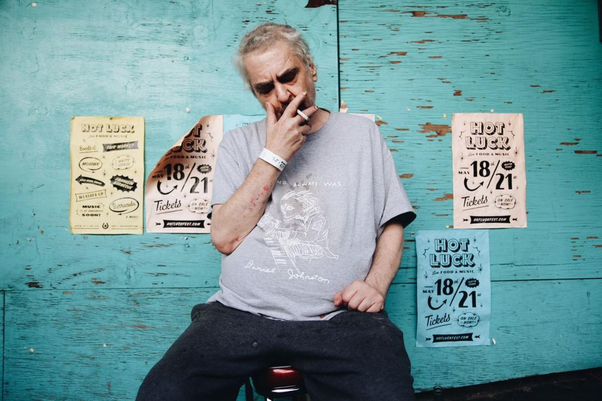 Daniel Johnston to begin final tour in New Orleans Sept. 28_lowres