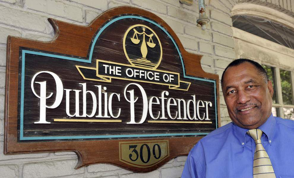 Baton Rouge public defenders to stop taking some cases this summer without more money, serious offenders may be released without lawyers _lowres