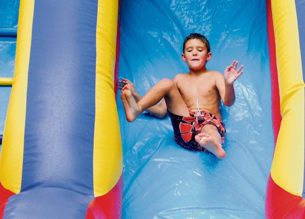 Celebration offers a splashing good time _lowres