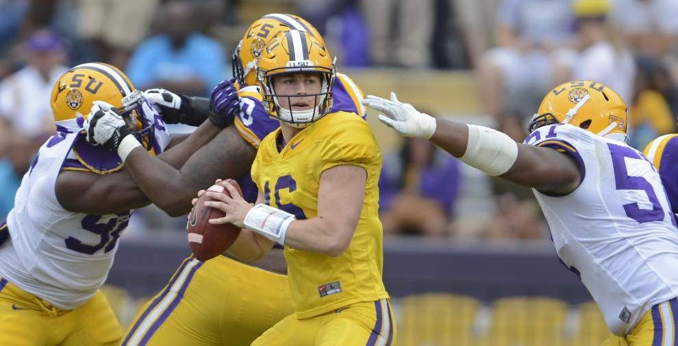 LSU Spring Position Recap: Defensive line has question at nose tackle, finds playmaker in Arden Key _lowres