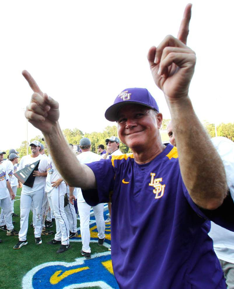 Postseason maestro Paul Mainieri leads his LSU Tigers into the SEC tournament Wednesday _lowres