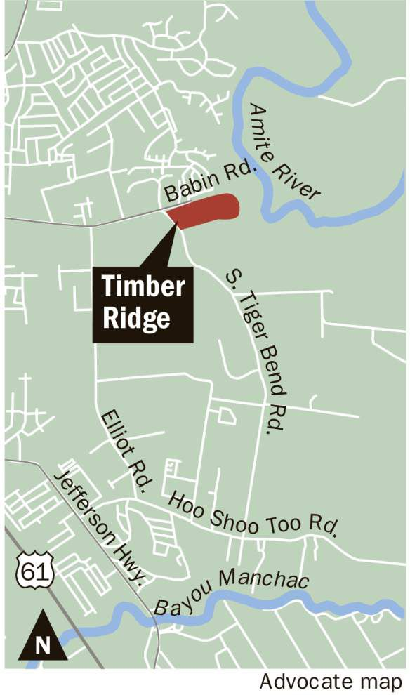 'My mind has not changed': East Baton Rouge commissioners cut off debate, vote to kill proposed Timber Ridge development _lowres