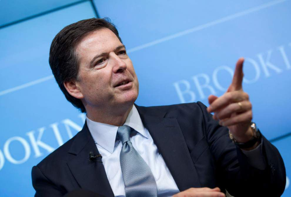 FBI director warns against cellphone encryption _lowres