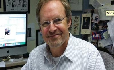 Cartoonist Walt Handelsman joins The Advocate_lowres