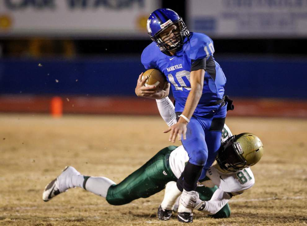 Acadiana High's Javonis Isaac commits to Arkansas State _lowres
