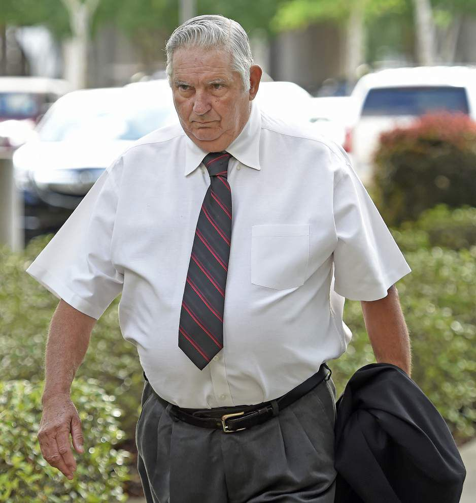 Judge: Ex-Sorrento police chief's sexual contact with drunk woman violated her civil rights _lowres