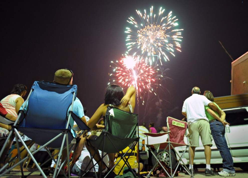 Donaldsonville holds Independence Day party _lowres