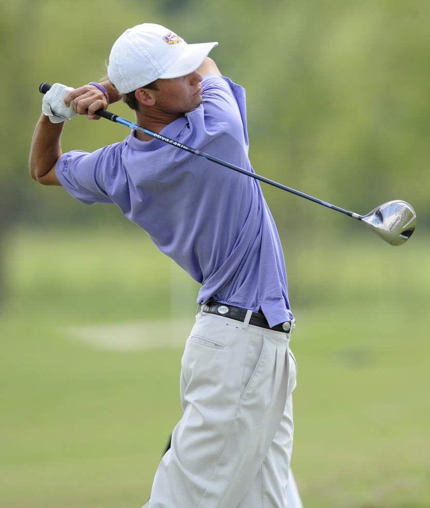 Rabalais: Ex-LSU golfer Smylie Kaufman gets taste U.S. Open _lowres