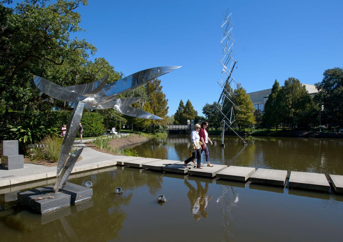 New Orleans Museum of Art moves forward on sculpture garden ...