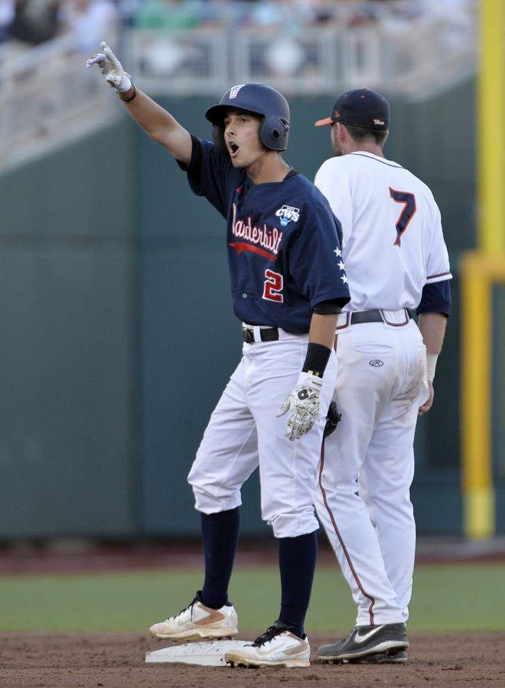 CWS notebook: Vanderbilt's Tyler Campbell steps forward _lowres