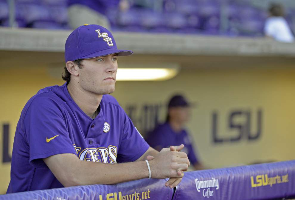 Live updates: LSU baseball hosts McNeese State in mid-week matchup _lowres