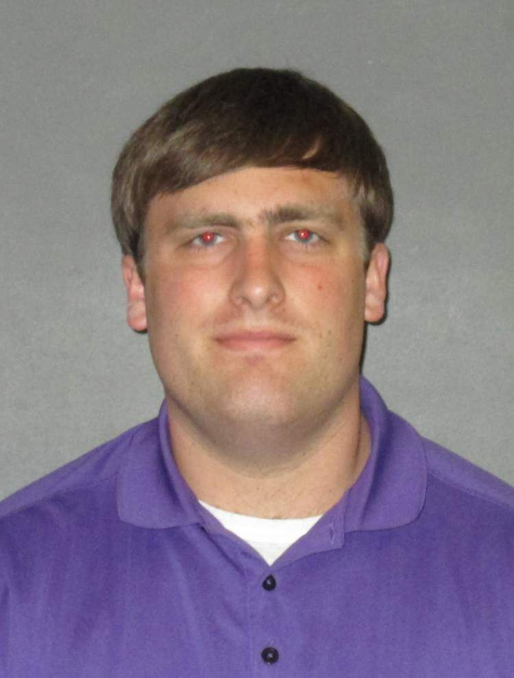 LSU student accused of photographing girls showering in campus dorm _lowres