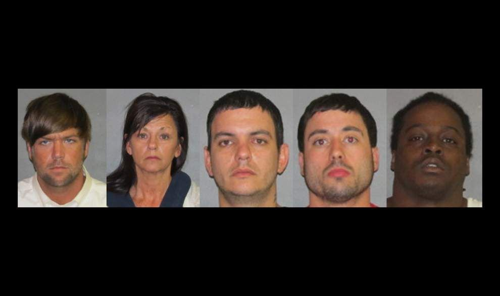 Two plead guilty in 2012 scheme to steal drugs, guns from EBR Clerk of Court's Office _lowres