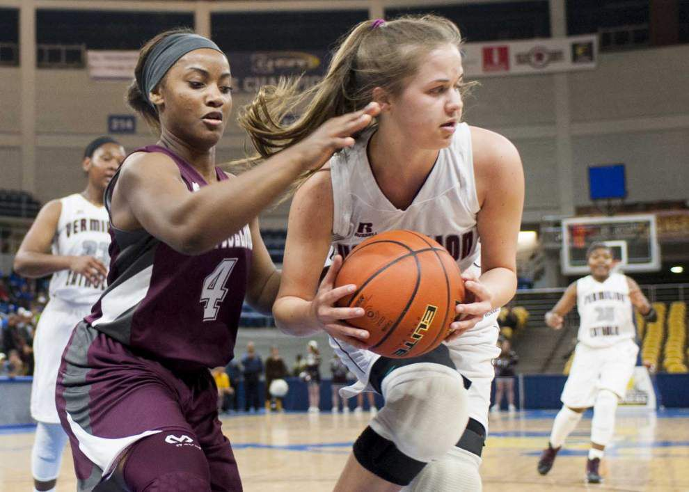 Vermilion Catholic reaches girls' Class 1A championship game _lowres