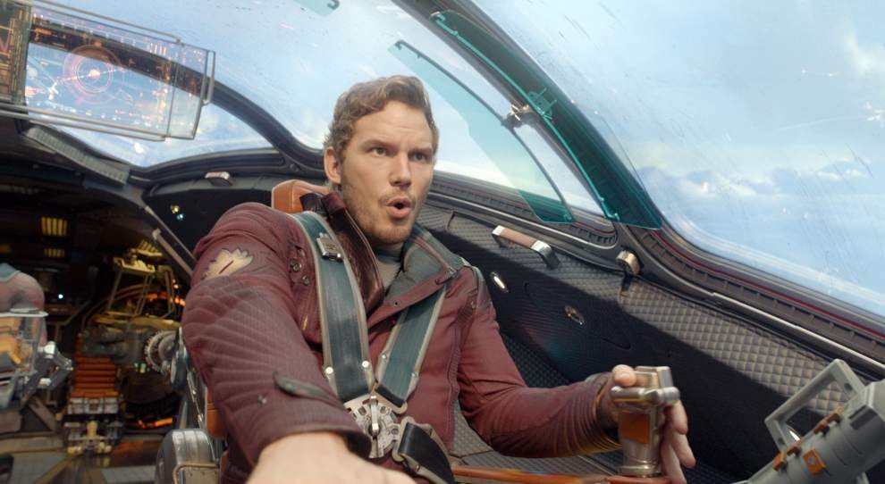 'Guardians' tops box office for fourth weekend _lowres