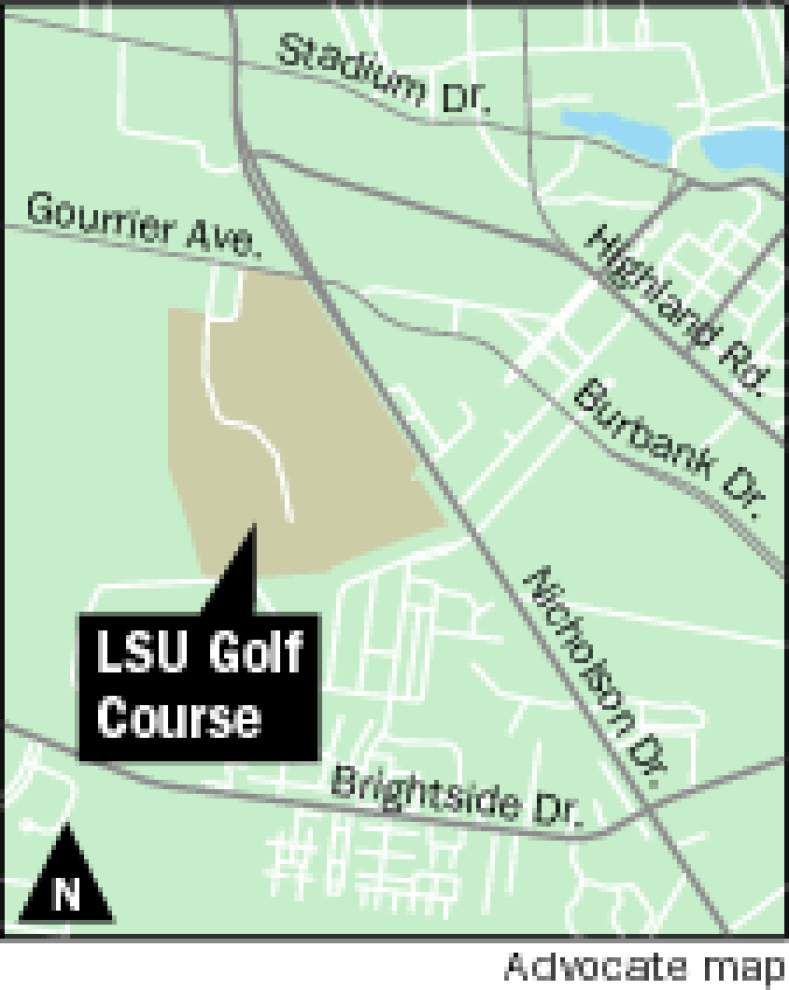 Future of LSU Golf Course still unclear; state budget could be the final nail in coffin _lowres