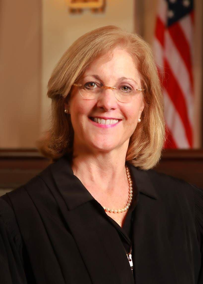 Judge Madeleine Landrieu