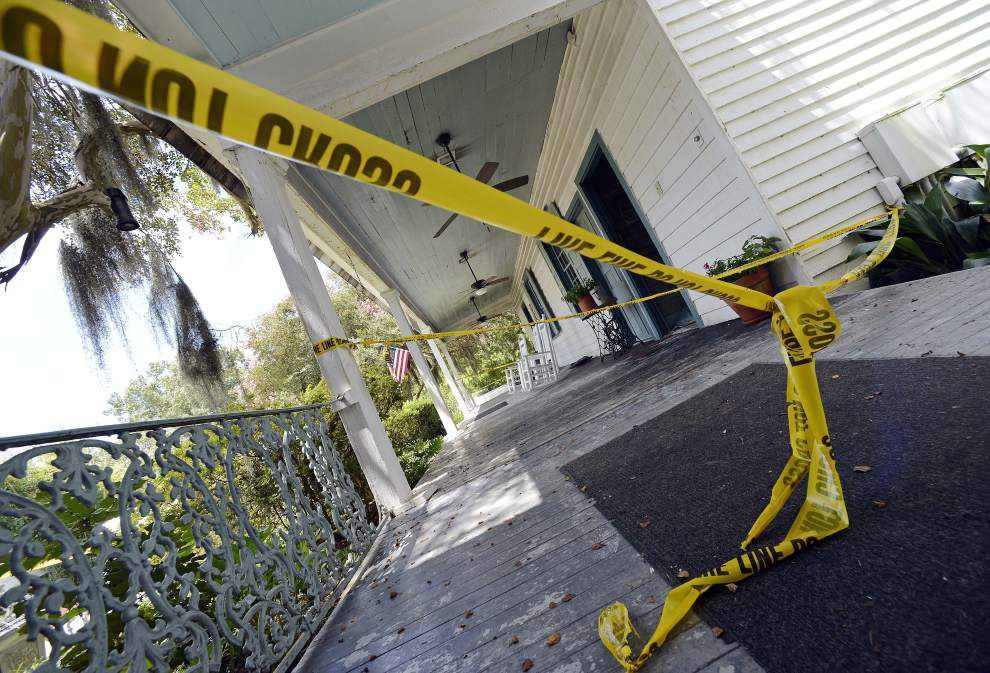 'Haunted' Myrtles Plantation gets scare from gift shop fire _lowres