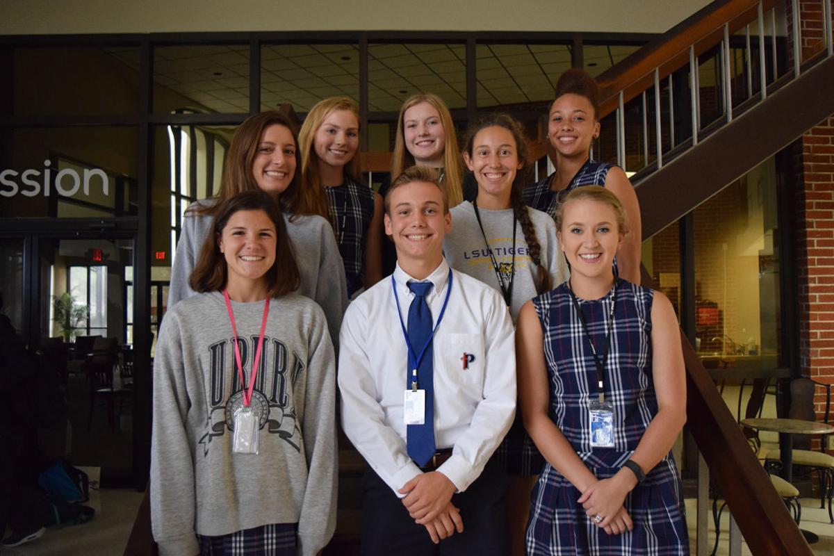 Parkview Baptist School 2016 AP Scholars.JPG