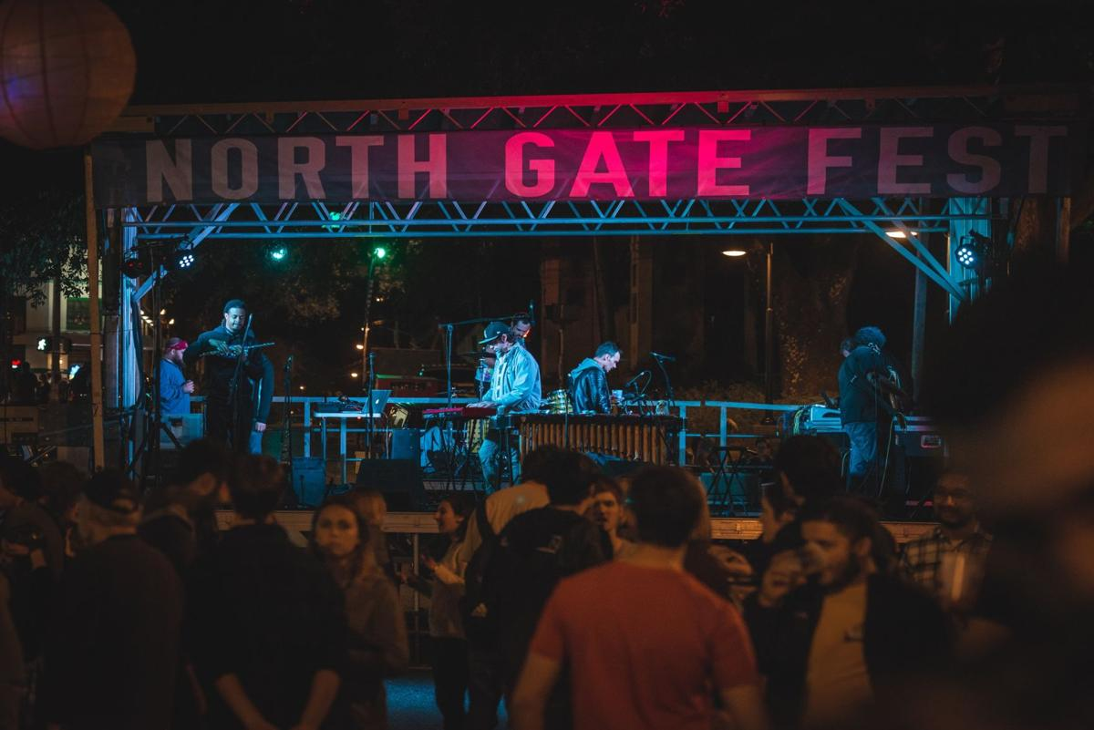 North Gate Fest still 2 for Red
