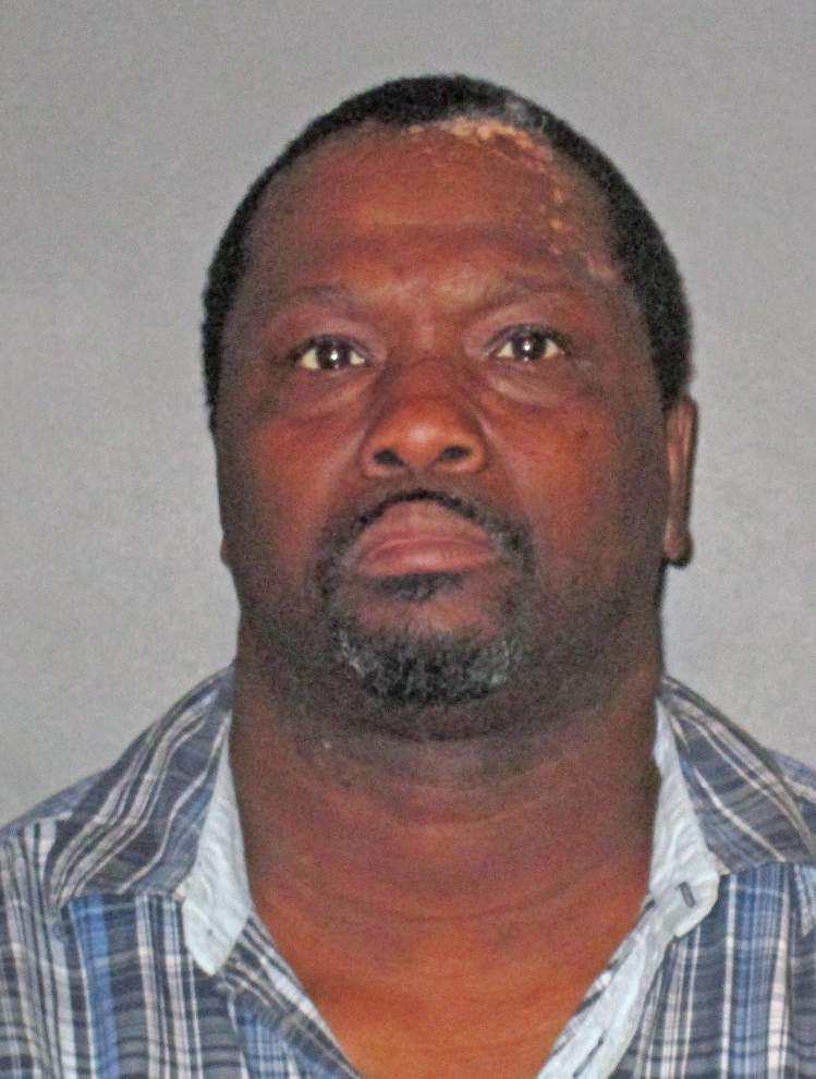51-year-old Baton Rouge man accused of beating ex-girlfriend and her new boyfriend with a wooden post _lowres